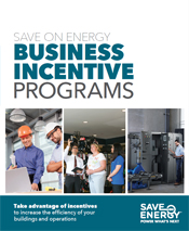 Link to Save on Energy Program Guide for Business