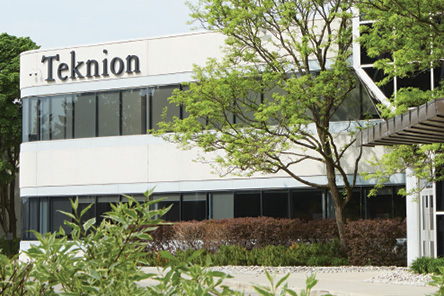 Teknion office building