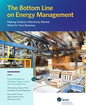 Link to The Bottom Line on Energy Management